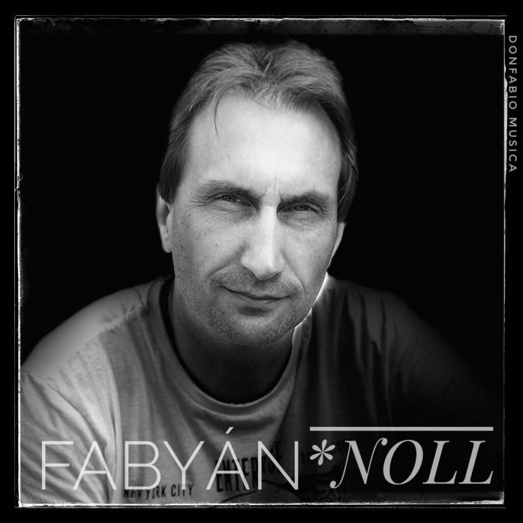 Cover Fabyán Noll - Popschlager
